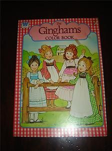 This was my favorite coloring book when I was a little girl....I remember coloring in it while traveling to Missouri to see my cousin graduate from basic training....at Ft. Leonard Wood, Missouri