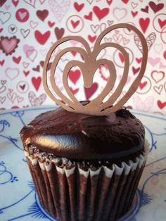 Amaze with Elegant Piped Chocolate Garnishes Really nice  Mein Blog: Alles rund um Genuss & Geschmack  Kochen Backen Braten Vorspeisen Mains & Desserts!