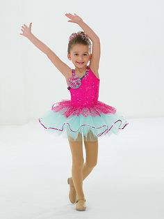Can't Hurry Love | Revolution Dancewear 2015 Costume Collection