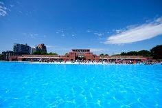 McCarren pool is now open! by colormekatie, via Flickr