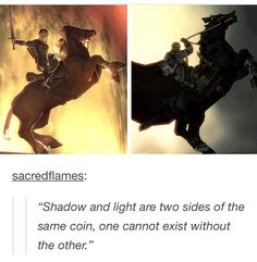 Isn't that Quote from Gen from Tenkai Knights?---no it's from twilight princess, that game right there..that picture