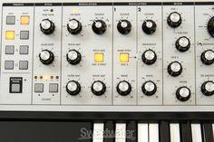 Sub Phatty Analog Synthesizer