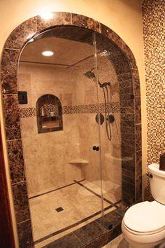 Luxurious Bathroom Design #remodeling #decor