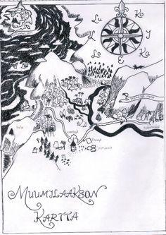 Moomin locations - Moomin Wiki