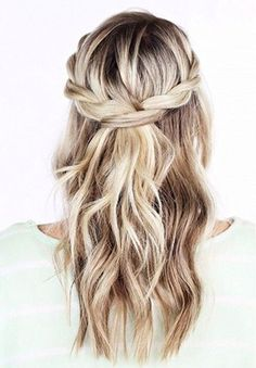 Types of wavy hairstyles,