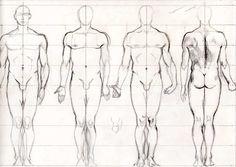 Pra quem está se iniciado, ou mesmo já tem uma estrada no estudo de desenho, vale uma dica pra desenho de anatomia: não adianta tentar desenhar parte por parte do corpo se você não conhece bem as p…
