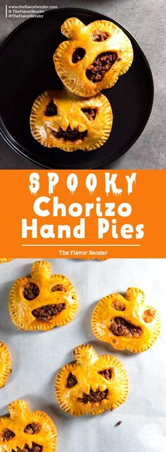 Hallowen Party Spooky Chorizo Hand Pies - A scrumptious savory snack for your Halloween party! , Spooky Chorizo Hand Pies - A scrumptious savory snack for your Halloween party! Spooky Chorizo Hand Pies - A scrumptious savory snack for your Hal. Halloween Cocktails, Halloween Desserts, Halloween Appetizers, Halloween Dinner, Halloween Food For Party, Halloween Treats, Hallowen Party, Halloween 2017, Spooky Halloween