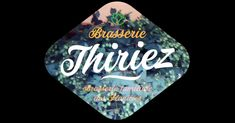 Paris Food & Drink Events: Tap Takeover Brasserie Thiriez. January 18 @ 18:00 - January 19 @ 02:00