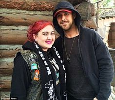 Friendly with fans: The Notebook star posed for photos with fans and has said he is fond o...