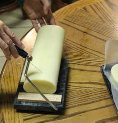 The Feral Turtle: Making Castile Soap