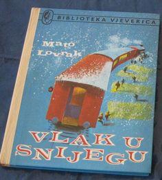 Biblioteka Vjeverica ---- https://www.goodreads.com/book/show/6336225-vlak-u-snijegu
