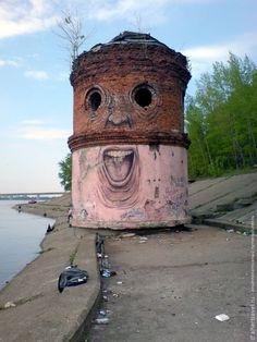 НН Заброшенная водозаборная станция