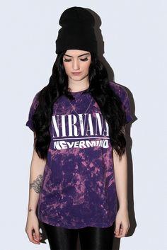 Nirvana Tee (P)