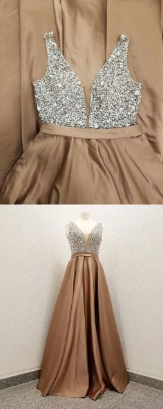 Sexy Sleeveless Prom Dress, Beaded V Neck Prom Dresses, Long Evening Dress, Shop plus-sized prom dresses for curvy figures and plus-size party dresses. Ball gowns for prom in plus sizes and short plus-sized prom dresses for Sparkly Prom Dresses, V Neck Prom Dresses, Grad Dresses, Homecoming Dresses, Evening Dresses, Formal Dresses, Party Dresses, Dress Prom, Club Dresses