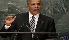أوباما يستغلّ وقوفه أمام الأمم المتحدة للتنديد…: استغلّ الرئيس الأميركي باراك أوباما خطابه الأخير في الأمم المتحدة لمهاجمة المرشح الرئاسي…