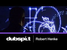 Robert Henke (Monolake) Talks Lumière Audiovisual Laser Performance @ RBMA Festival NYC - YouTube