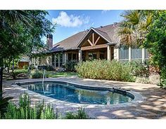 3211 Elm Creek Ct., Bryan, TX The open split floor plan makes it excellent for entertaining family & friends. Large covered back patio w/ fireplace, swim spa pool, sprinkler system, windows throughout offering tons of natural light, a chef's dream kitchen, granite countertops, excellent closet/storage spaces & bonus rooms. The master bathroom features separate vanities, Kohler faucets and self-drying Jacuzzi tub, and a large separate shower with rain shower head and body jets.Price: $699,900