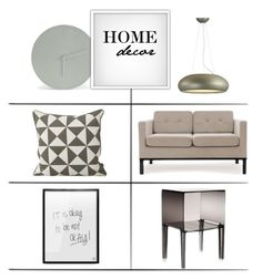 """""""Home Decor"""" by lovethesign-shop ❤ liked on Polyvore featuring interior, interiors, interior design, home, home decor, interior decorating, ferm LIVING, Home, homedecor and livingroomdecor"""