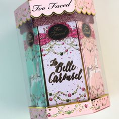Making Up the Midwest: Review & Swatches: Too Faced La Belle Carousel