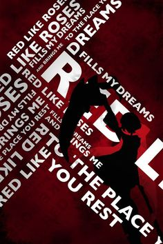 """Fan art typography poster for the series RWBY by Monty Oum and Rooster Teeth, using the lyrics from Jeff Williams song """"I BURN"""". RWBY I-BURN Typography Poster Rwby Anime, Rwby Fanart, Rwby Rose, Red Like Roses, Rwby Comic, Rwby Ships, Blake Belladonna, Achievement Hunter, Team Rwby"""