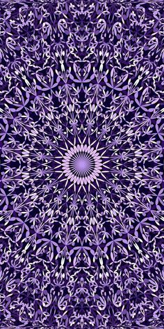 Buy 12 Purple Floral Mandala Seamless Patterns by DavidZydd on GraphicRiver. 12 seamless floral mandala pattern backgrounds in purple tones DETAILS: 12 JPG (RGB files) size: 12 geome. Mandala Pattern, Mandala Design, Geometric Background, Background Patterns, Purple Backgrounds, Wallpaper Backgrounds, Mandala Artwork, Mandalas Drawing, Live Wallpaper Iphone