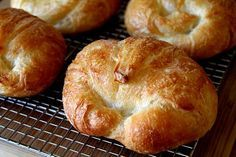 America's Test Kitchen Croissants Recipe (A Cup Of Sugar ... A Pinch OF Salt)