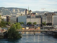 Les maisons du lac - Genève (Suisse)