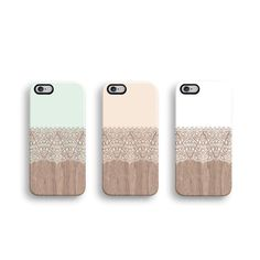 Hey, I found this really awesome Etsy listing at https://www.etsy.com/listing/233360605/mint-wood-lace-iphone-6-case-wood-lace