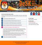 KPU Kota Banjarbaru luncurkan ulang Help Desk Pemilu Online. Layanan ini adalah layanan pertama dan saat ini merupakan satu²nya di Kalimantan Selatan.