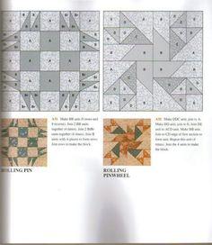 Better Homes and Gardens 501 Quilt Blocks - carmem 1 - Álbumes web de Picasa