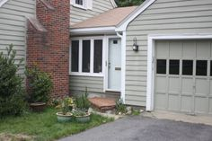 Garage with Breezeway Photos | Breezeway Between House And Garage http://gardenontheedge.blogspot.com ...