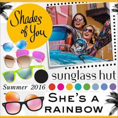 Shades of You: Sunglass Hut Contest Entry by calamity-jane-always on Polyvore featuring Ray-Ban, Oakley, Tom Ford, Post-It, fashionset, sunglasshut and shadesofyou