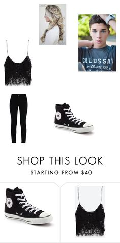 """""""cool"""" by zaynabramadan on Polyvore featuring Tt Collection, Converse, Zara and STELLA McCARTNEY"""