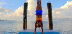 How To Do A Handstand (Video)