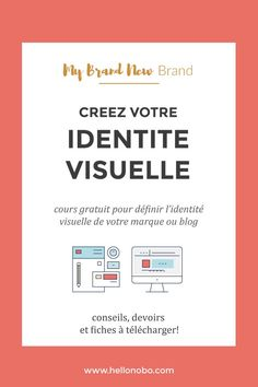 Creez votre identite visuelle - Resolution 2016!