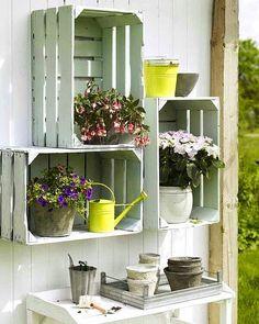Olmadı bahçe için doğal, organik ve çevre dostu şeyler istemez misiniz?