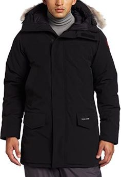 This Parka, which hits a nice sweet spot between the Arctic and urban use. With 625-fill duck down and a thick and durable Arctic-Tech shell, they claim that the Langford can be worn down to a freezing -15°F. This is the warmest tier of jackets with the famous Expedition Parka viable down to -25°F. Canada Goose Parka, Canada Goose Mens, Canada Goose Jackets, Mens Duffle Coat, Best Parka, Slim Fit Tuxedo, Mens Yeezy, Full Skirt Dress, Fitted Suit