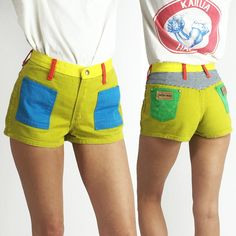 1970's Peter Max For Wrangler Colorblock by ShirtPartyVintage