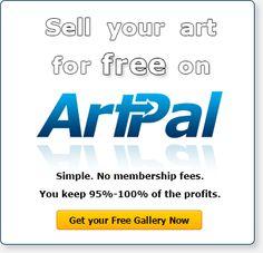 Sell Art on ArtPal