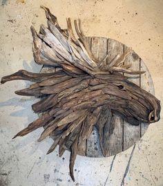 Driftwood For Sale, Driftwood Ideas, Driftwood Wall Art, Driftwood Sculpture, Driftwood Crafts, Sculpture Ideas, Sculpture Art, Sculptures, Tree Carving