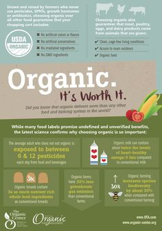 How to Eat Organic on the Cheap - MAMAVATION - Why is really worth your health & future. Why is really worth your health & futur - Non Organic, Organic Living, Eating Organic, Organic Skin Care, Organic Nails, Organic Baby, Organic Meat, Natural Living, Food For Less