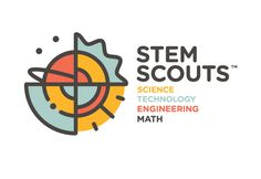 STEM Scouts Brand Identity  Designsensory, Knoxville, TN; www.designsensory.com
