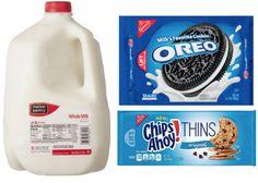 Target: Oreo or Chips Ahoy Cookies as low as $1.35 + Free Gallon Milk - https://couponsdowork.com/2017/target-coupon-matchups/target-oreo-or-chips-ahoy-cookies-as-low-as-1-35-free-gallon-milk/