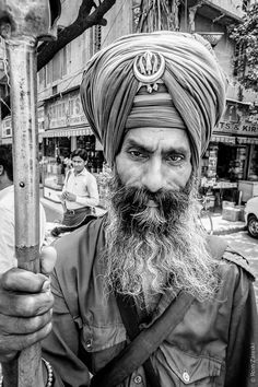 Nihang Soldier by Rom Zareski on 500px