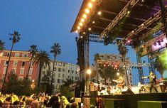 Nice Jazz Festival, France, Dolores Park, Concert, Photos, Coups, Blog, Shopping, Pictures