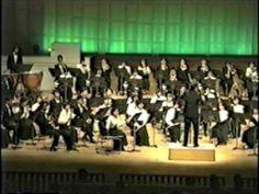 """Yasuhide Ito / """"Gloriosa (Gururiyoza)"""" Symphonic Poem for Band (1/3)"""