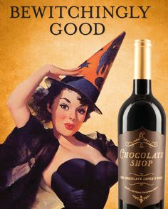 Chocolate Shop Wine - Bewitchingly good ;)
