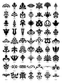 Free Design Patterns | download design elements vector clipart from yandex download design ...
