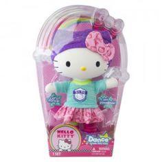 Dance Hello Kitty Doll
