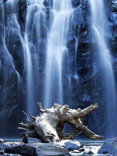 Ellinjaa Falls, Australia. by DepecheMe, Bitte